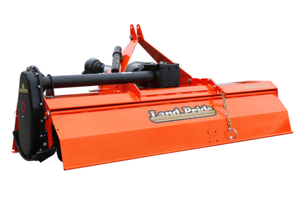 Land Pride | Rotary Tillers | RGA12 & RGR12 Series Gear Drive Rotary Tillers for sale at Salem Farm Supply, New York