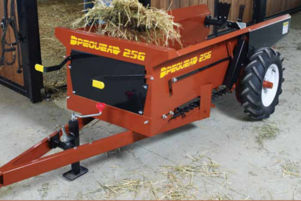 Pequea | Compact Manure Spreaders | Model 25G for sale at Salem Farm Supply, New York