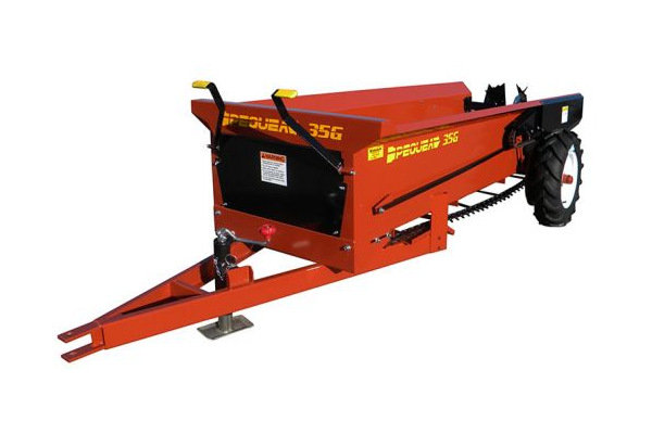 Pequea | Compact Manure Spreaders | Model 35G for sale at Salem Farm Supply, New York