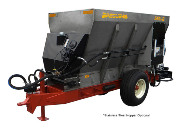 Pequea | Orchard Spreaders | Model GSN-8 for sale at Salem Farm Supply, New York