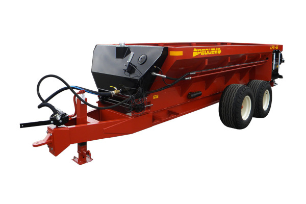 Pequea | Orchard Spreaders | Model LPV12 for sale at Salem Farm Supply, New York