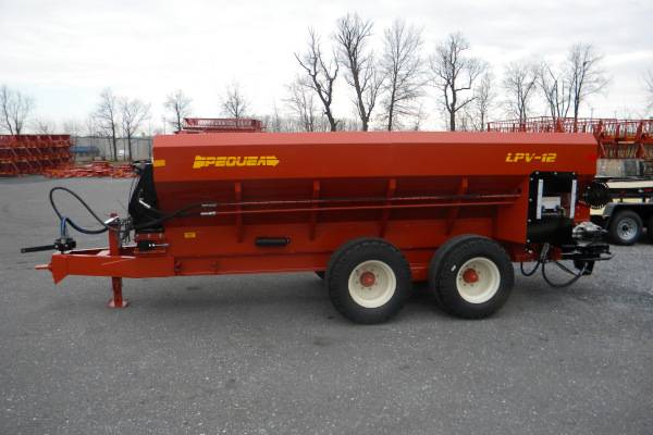 Pequea | Orchard Spreaders | Model LPV12G for sale at Salem Farm Supply, New York