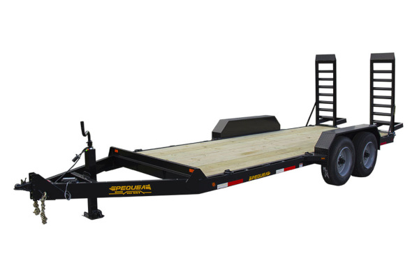 Pequea | Trailers | Skidsteer/Car Hauler Trailers for sale at Salem Farm Supply, New York