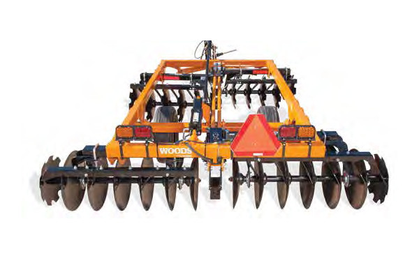 Woods | Disc Harrows | Model DHH144T for sale at Salem Farm Supply, New York