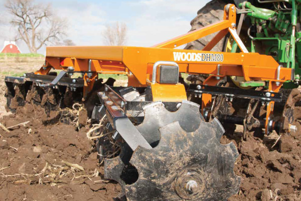 Woods | Disc Harrows | Model DHM80 for sale at Salem Farm Supply, New York