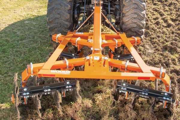 Woods | Disc Harrows | Model DHS80 for sale at Salem Farm Supply, New York