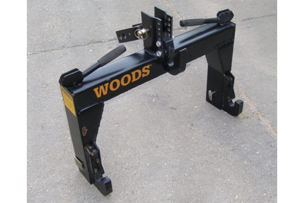 Woods | Landscape Equipment | Quick Hitch for sale at Salem Farm Supply, New York