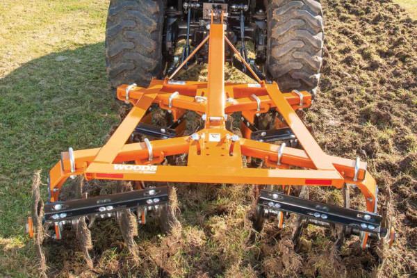 Woods | Landscape Equipment | Disc Harrows for sale at Salem Farm Supply, New York