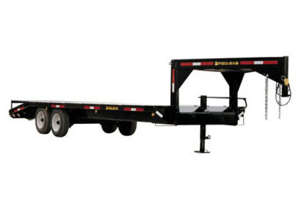 Pequea | Gooseneck Trailers | Model G-10 for sale at Salem Farm Supply, New York