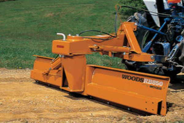 Woods | Landscape Equipment | Rear Blades for sale at Salem Farm Supply, New York