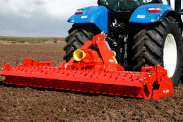 Kuhn | Power Harrows | Model HR 5004 DRC for sale at Salem Farm Supply, New York
