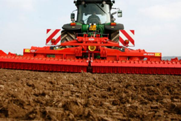 Kuhn | Power Harrows | Model HR 6004 DRC for sale at Salem Farm Supply, New York