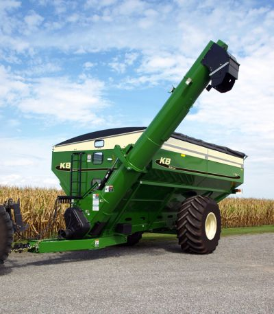 killbros 1111 grain cart green