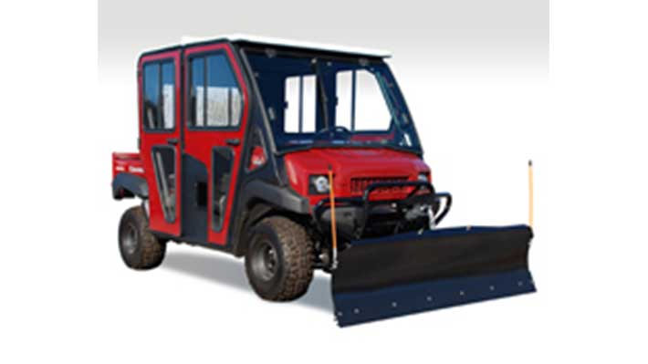 Manual Angle Utility Vehicle Plows